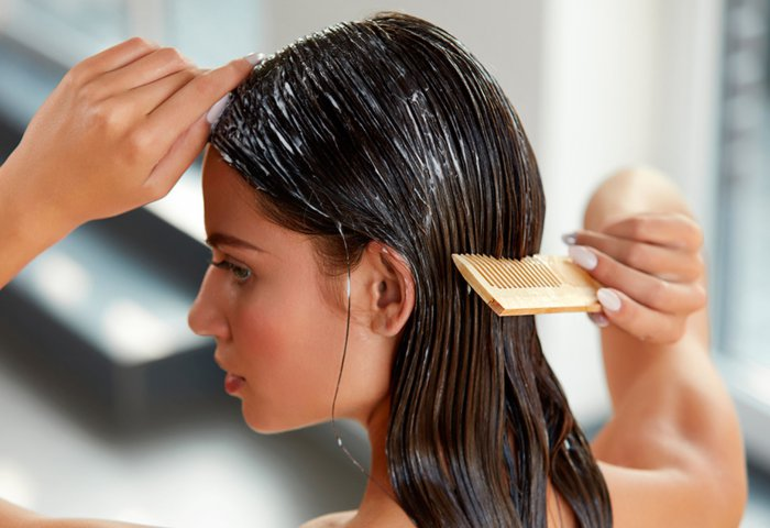 Aceite de aguacate para el cabello