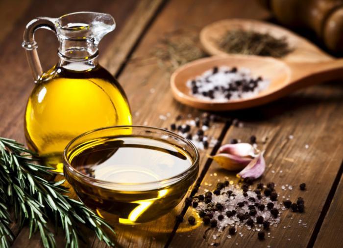 Diferencias entre los tipos de aceite de oliva