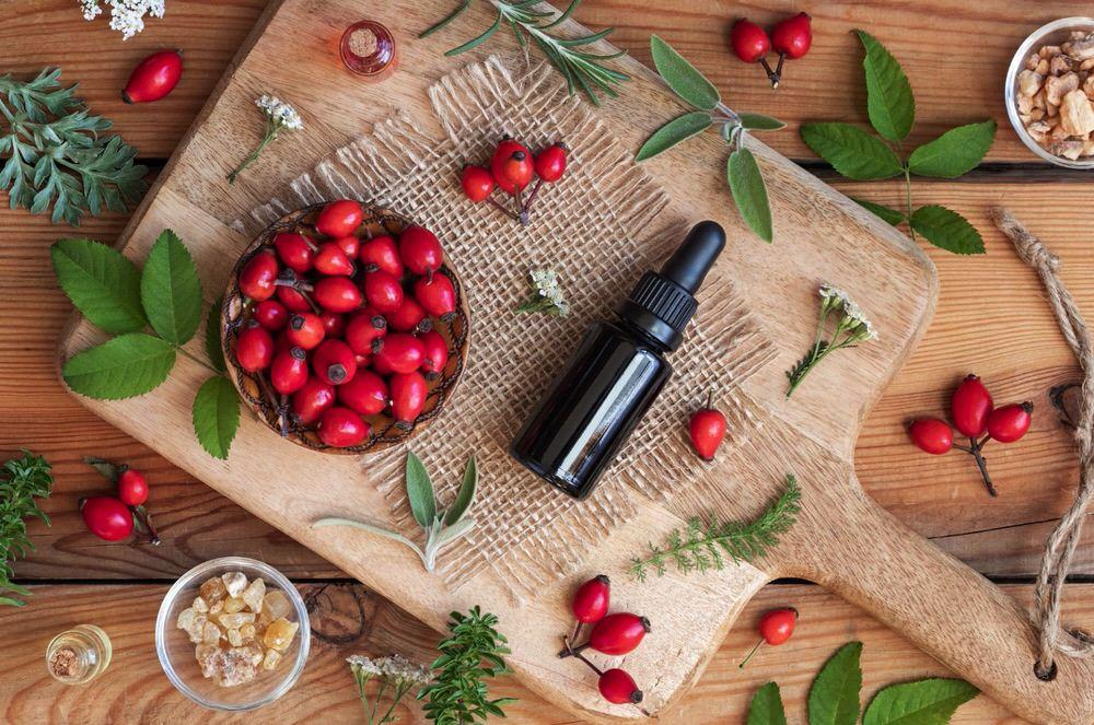 Beneficios del aceite de rosa mosqueta para las estrías