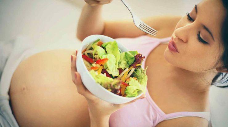 Ácido fólico en el embarazo