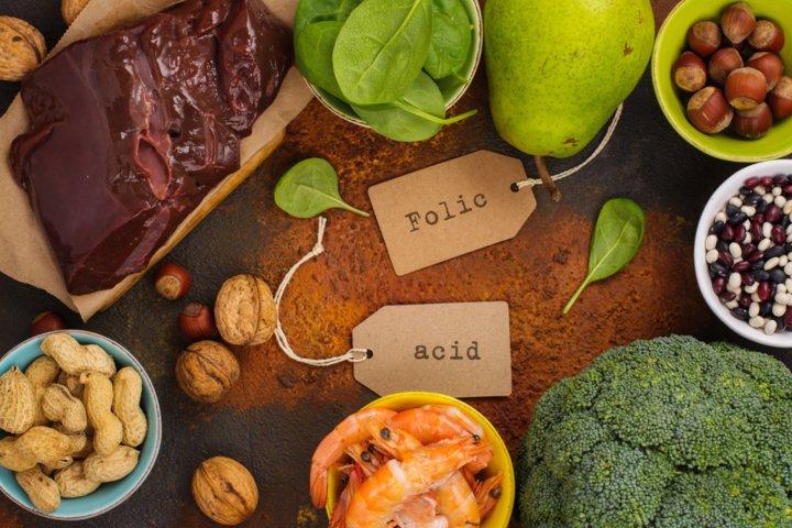 Acido folico o vitamina B9