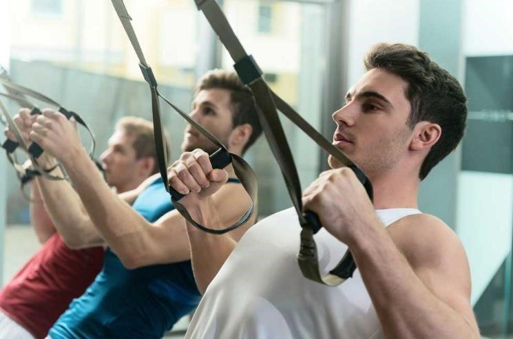 Actividades dirigidas en el gimnasio