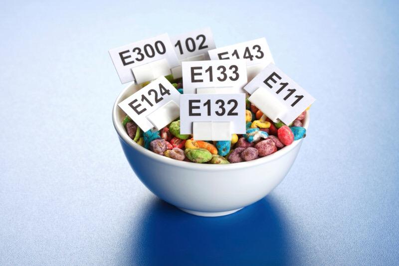 Aditivos alimenticios