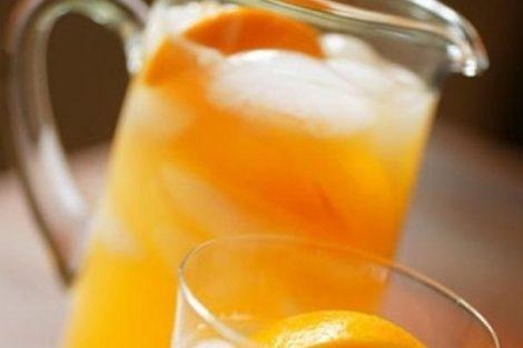 Beneficios y propiedades del agua de naranja