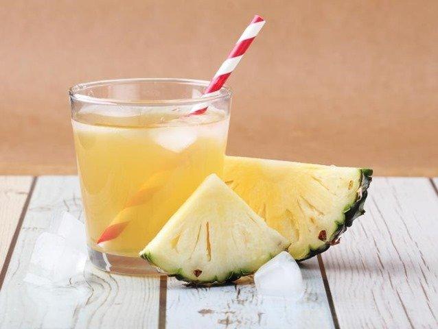 Agua de piña para perder peso