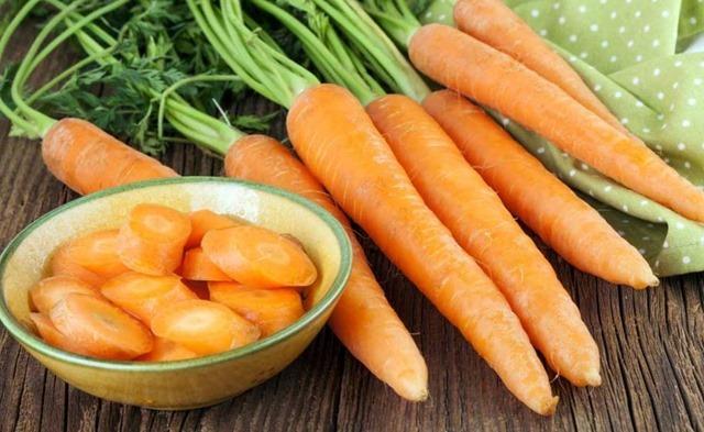 Agua de zanahoria antidiarréico