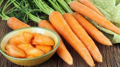Remedio de agua de zanahoria para la diarrea