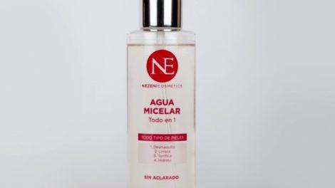 Agua micelar de Nezeni Cosmetics