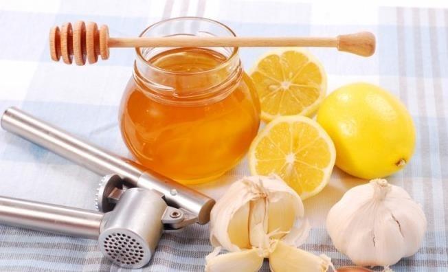 ajo-miel-limon