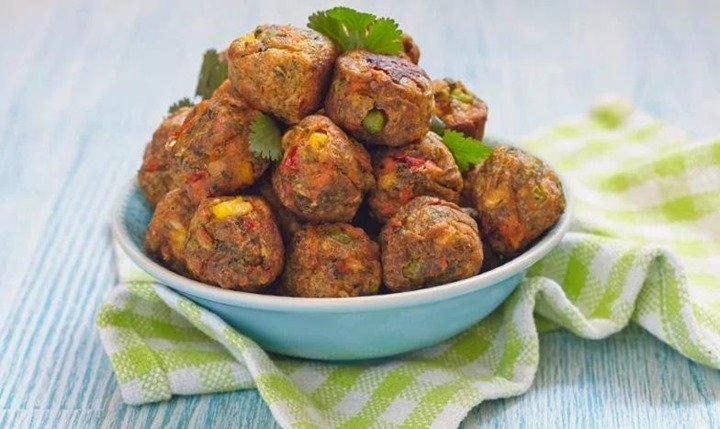 Cómo hacer unas albóndigas veganas sin carne