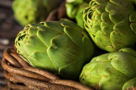 Alcachofa para cuidar la salud del hígado y la vesícula biliar