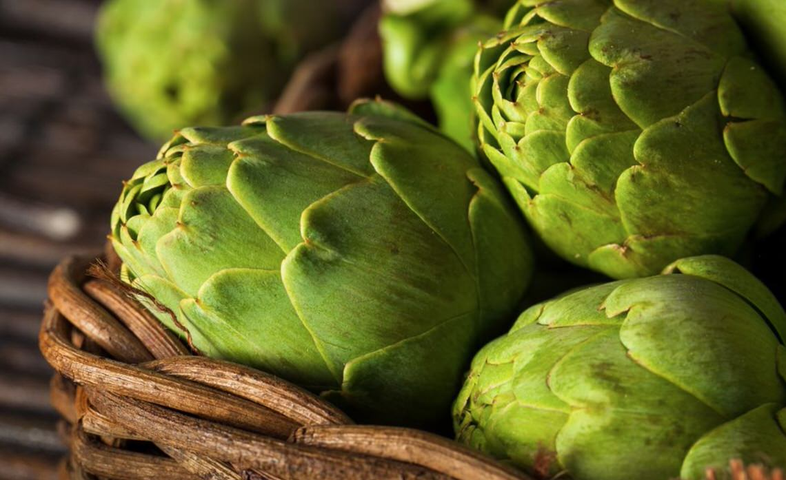 Propiedades de la alcachofa para el higado