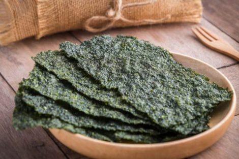 Alga nori: propiedades y beneficios
