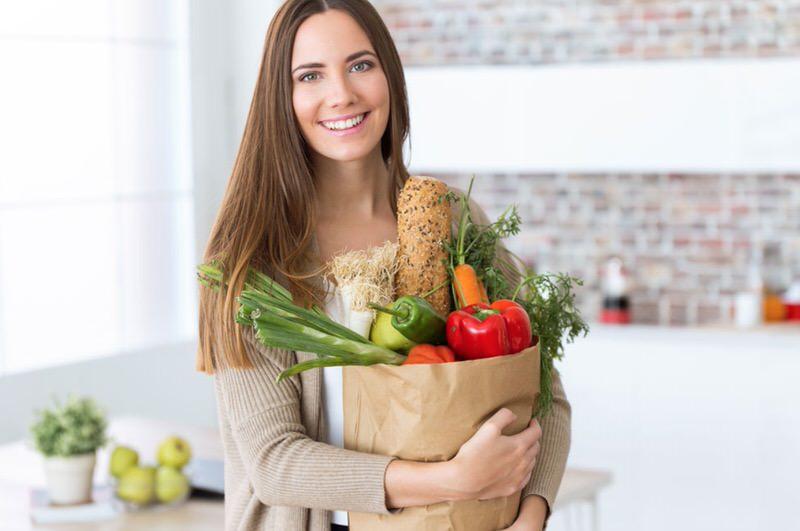 La alimentación es fundamental para adelgazar