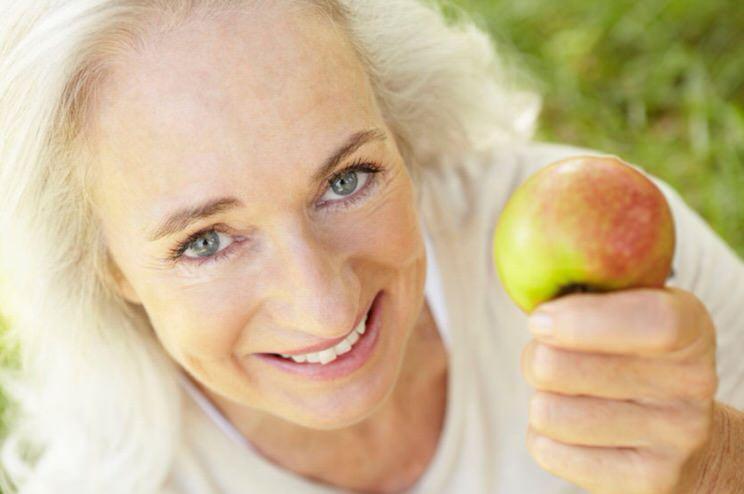 La mejor alimentación en la menopausia