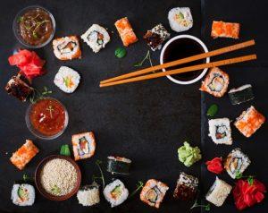 Cuáles son los cuatro pilares de la gastronomía japonesa
