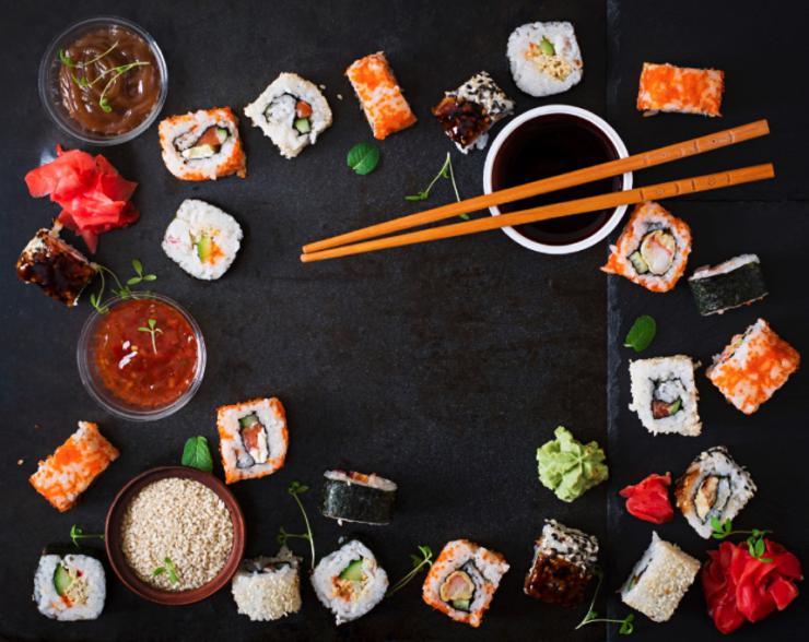Alimentación japonesa