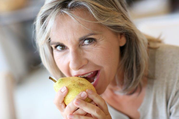 La mejor alimentación durante la menopausia