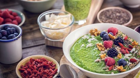 Prevención del cáncer con la dieta