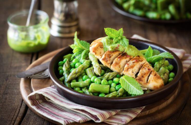Alimentación saludable y sana