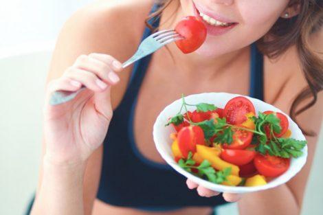 Los increíbles beneficios de la alimentación vegetariana