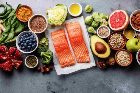 Cómo comer más alimentos antioxidantes y dónde encontrarlos