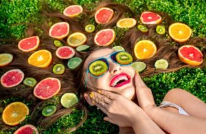 4 alimentos para mantener un cabello sano y fuerte