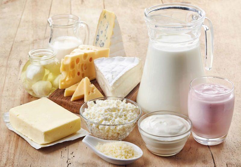 Alimentos con calcio para los huesos