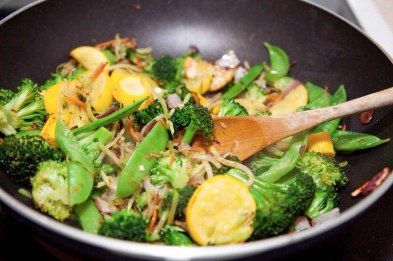 Los alimentos en la cocina macrobiótica