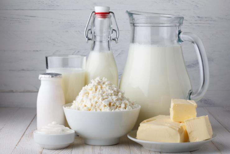 Lácteos con lactosa