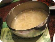Alimentos ideales contra la diarrea