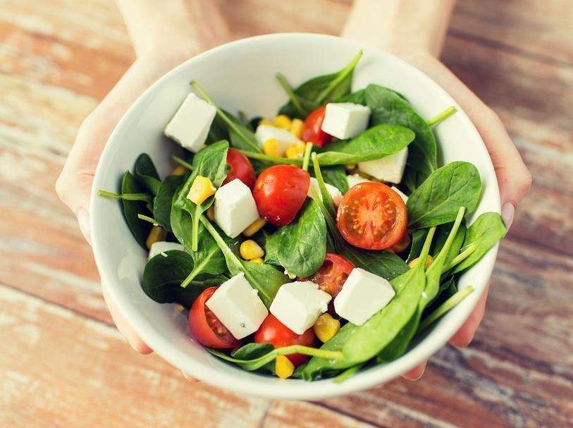 Grasa abdominal: alimentos útiles