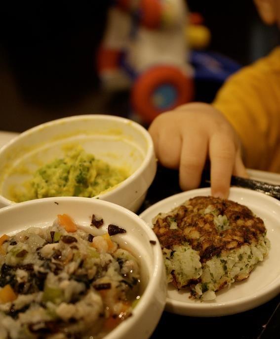 Alimentos que no deben comer bebés de menos de 1 año