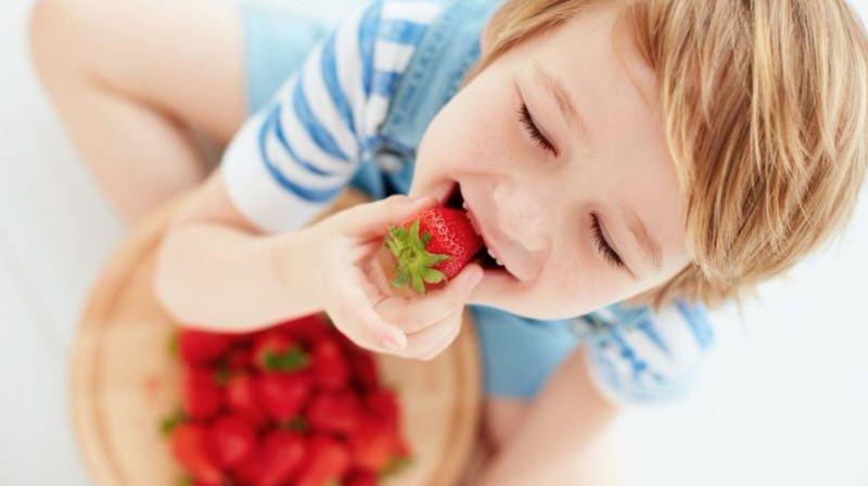 Alimentación contra la obesidad infantil