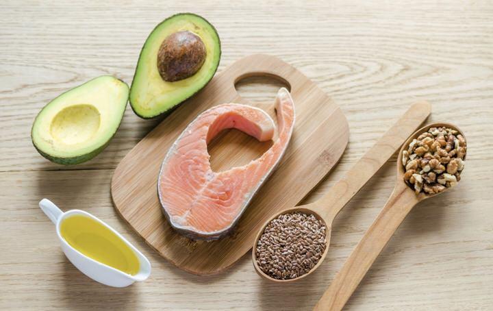 Alimentos con alto contenido en omega 3 y 6