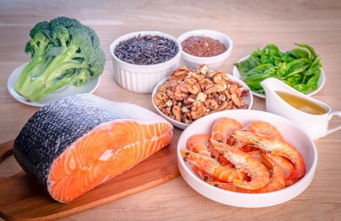Alimentos con más omega 3