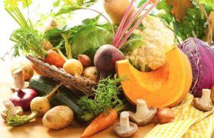 ¿Qué comer durante el otoño? El mes de octubre