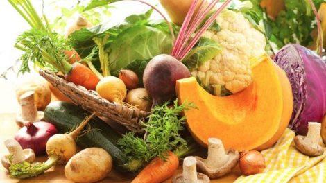 Alimentos de temporada en octubre