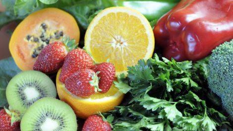 Alimentos que contienen vitamina c