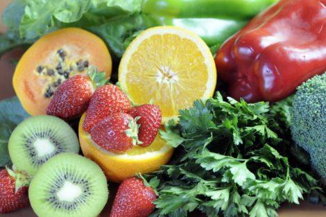 Alimentos ricos en vitamina C y que contienen ácido ascórbico