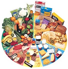 Los alimentos funcionales