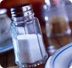 Cuidado con los alimentos muy salados