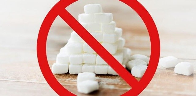 Opciones al azúcar para dietas