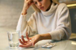 ¿Es bueno tomar antibióticos contra la fiebre?