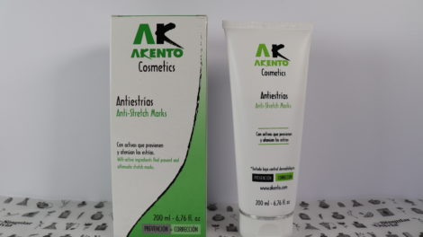 antiestrias akento review