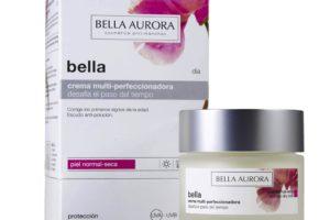 Crema antimanchas facial y anti-edad de Bella Aurora