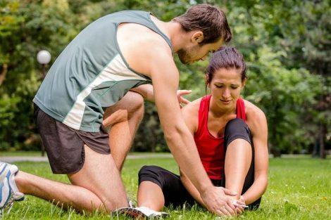 Cuándo aplicar calor en una lesión