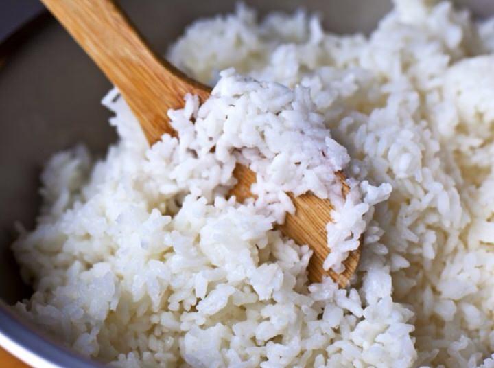 Cómo conseguir arroz en su punto