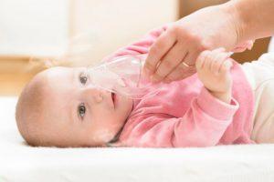 El asma en bebés