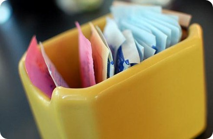 Seguridad del aspartamo como edulcorante